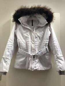 Poivre Blanc Ski Jacket Kids Age 14 or Adult Size 6/8