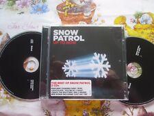 Snow Patrol – Up To Now Label: Fiction Records – 2720709 UK 2x CD Album Set