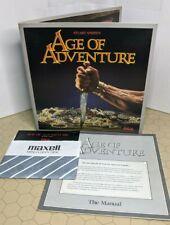 Stuart Smith's Age of Adventure (Apple II 1986 E.A.) Hercules / Ali Baba