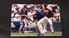 2008 Upper Deck #187 Kevin Kouzmanoff Auto Baseball Card