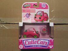 NIB Shopkins Cutie Cars Series 1 #11 Motor Melon VHTF! IN HAND
