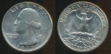 United States, 1977-D Quarter, 1/4 Dollar, Washington - Uncirculated