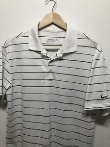 NIKE GOLF DRIFIT POLO-EXCELLENT-SMALL