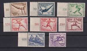 DR 609-16 Olympische Sommerspiele postfrisch komplett (kt503)