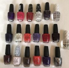 New! Opi Nail Polish Lacquer 0.5oz/15ml Full Size *Pick Color* Multiple Shades!