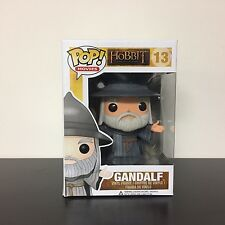 Funko POP The Hobbit Gandalf with Hat VAULTED - Very Good Condition & Rare
