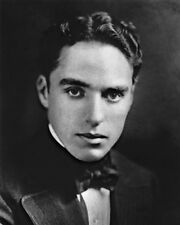 New 8x10 Photo: Classic Hollywood Movie Star Actor and Comedian Charlie Chaplin