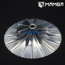 Turbo billet compressor wheel compresseur vortech V2 forward (76.9/145) 8+8