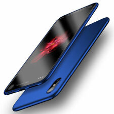 Case for iPhone Luxury New Ultra Thin Slim Soft Rubber Silicone Case Cover Apple