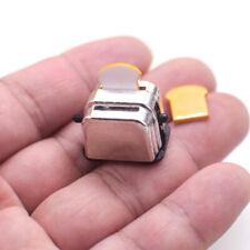 Dollhouse Miniature Modern Toaster /& Coffee Pot Set G7743