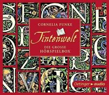 Tintenwelt. Die große Hörbuch-Box (6 CD) (AT) von Cornelia Funke (2016)