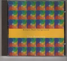 (HE699) Simply Red, Fairground: The Remixes - 1995 CD