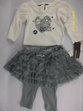 Girls Kenneth Cole Reaction 2pc. Tutu Legging Outfit 12M New