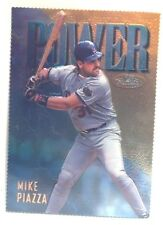 1997 Finest Embossed #151 Mike Piazza Gold