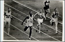 1956 Olympiade MELBOURNE Olympic Games Winner Sieger 400m-Lauf CHARLES JENKINS