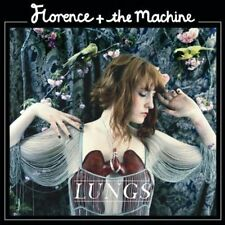 FLORENCE AND & + THE MACHINE: LUNGS 2009 CD NEW