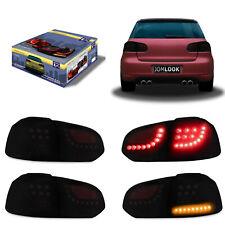 JOM LED Rückleuchten Rücklichter Lauflicht Blinker VW Golf 6 5K1 Limousine Neu
