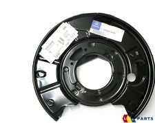 NEW GENUINE MERCEDES MB S CL CLASS W220 W215 LEFT N/S REAR BRAKE BACKING PLATE