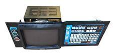 """9"""" MATSUSHITA 230BTB31 CRT & Keyboard with JANCD-SP01 DF8100269 Board"""