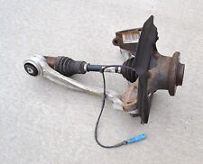 2006 BMW 530xi Driver Side Front Spindle Hub Axle Control Arms E60 Left 525xi