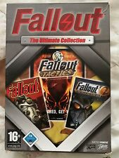 Fallout - The Ultimate Collection for PC - (1,2 & Tactics) -