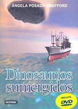 Dinosaurios Sumergidos/ Underground Dionsaurs (Adventures in Science)-ExLibrary