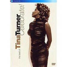 Tina Turner Celebrate The Best Of� DVD R2