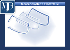 Mercedes-Benz W111 W112 Coupé & Cabrio Frontscheibendichtung NEU