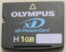 OLYMPUS XD H PICTURE MEMORY CARD 1GB CHEAP