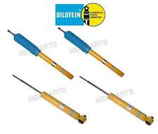 For BMW E34 525i 530i 540i Complete Rear Shocks & Front Struts KIT Bilstein B6