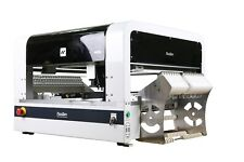 SMT Desktop Pick and Place Machine Vision System 33 Smart Feeders Works to BGA