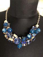 MAX&co., ACQUA - Halskettem Farbe: blau, NEU!