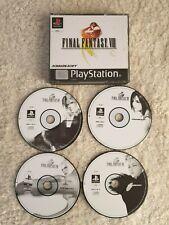 Final Fantasy VIII  Playstation 1 PS1