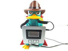 Disney Phineas and Ferb Digital Alarm Clock AM/FM  Radio Model PF300ACR