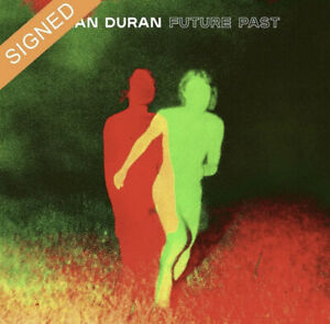 DURAN DURAN - FUTURE PAST - HAND SIGNED DELUXE CD, PRE-ORDER Sold Out