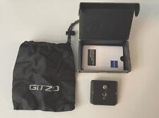 Gitzo GS5370B Quick Release Plate for G1376M, GH3750QR