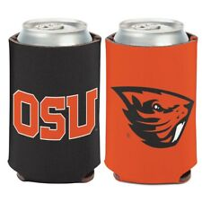 OREGON STATE BEAVERS 2 COLOR LOGO KADDY KOOZIE CAN HOLDER NEW WINCRAFT
