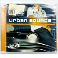 Urban Sounds - A New Style Of Garage Music NEW MUSIC ALBUM CD