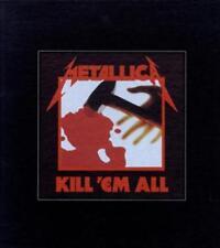 Metallica – Kill 'Em All ltd. remastered Deluxe Box  858978005042