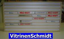 """VitrinenSchmidt® 079 Vitrine Setzkasten für Zollstock / Meterstab """"NEU"""""""