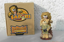 . Bad Taste Bears LEO Safari event BTB MINT BNIB photographer in the Wild