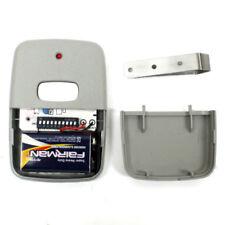 10 Digit Pins EZ Code Remote Control Garage Door Gate Opener Transmitter 300MHz