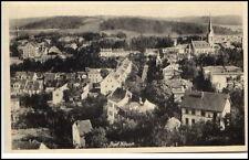 BAD KÖSEN b. Naumburg Dt. Reich AK ~1940 Totalansicht Vogelschau Perspektive
