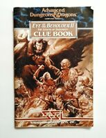 Eye of the beholder clue book