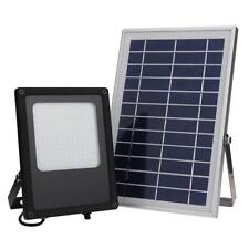 Solar 50W 120LED Light Sensor Flood Spot Lamp Waterproof Outdoor Garden Light