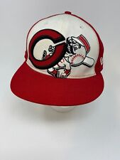 New Era Cincinnati Reds Fitted Baseball Hat 7 1/4 Size