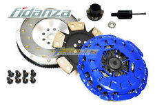 FX STAGE 4 CLUTCH KIT+FIDANZA FLYWHEEL 1999-00 BMW 328i E46 528i E39 Z3 2.8L M52