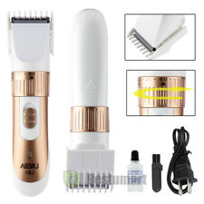 Men's Rechargeable Electric Shaver Razor Beard Hair Clipper Trimmer Grooming New