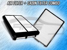 AIR FILTER CABIN FILTER COMBO FOR 2001 2002 2003 2004 2005 HYUNDAI SANTA FE