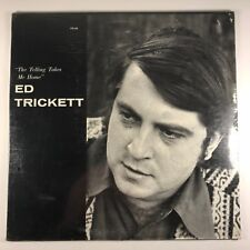 Ed Trickett – The Telling Takes Me Home STILL SEALED Folk Legacy Records FSI-46